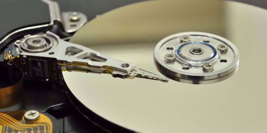 Picture of Hard Drive Recover